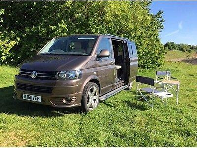 2010 VW Transporter Professional Camper Conversion In Cars Motorcycles Vehicles Campers Caravans Motorhomes Campervans