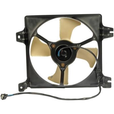 Oe Solutions Condenser Fan Assembly Without Controller 1999 2003