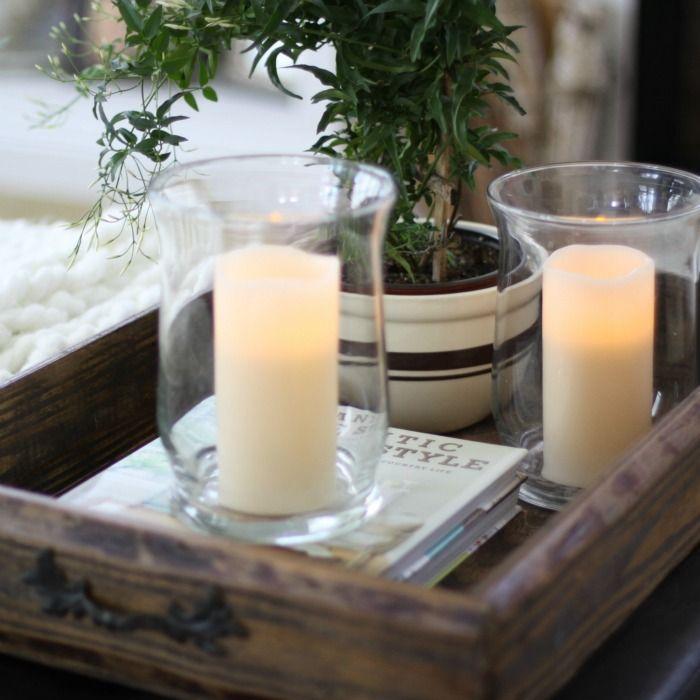 Coffee Table Stonegable: Three Ways To Make A Room Feel Cozy