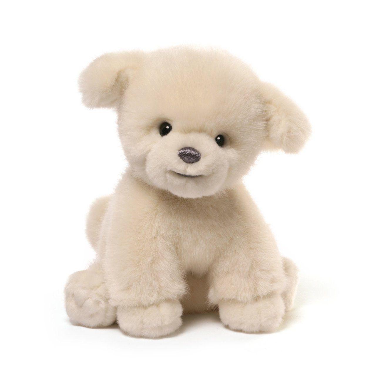 Gund Sadie Dog Stuffed Animal Plush 9 Inch Teddy Bear Stuffed Animal Cute Stuffed Animals Dog Stuffed Animal [ 1280 x 1280 Pixel ]