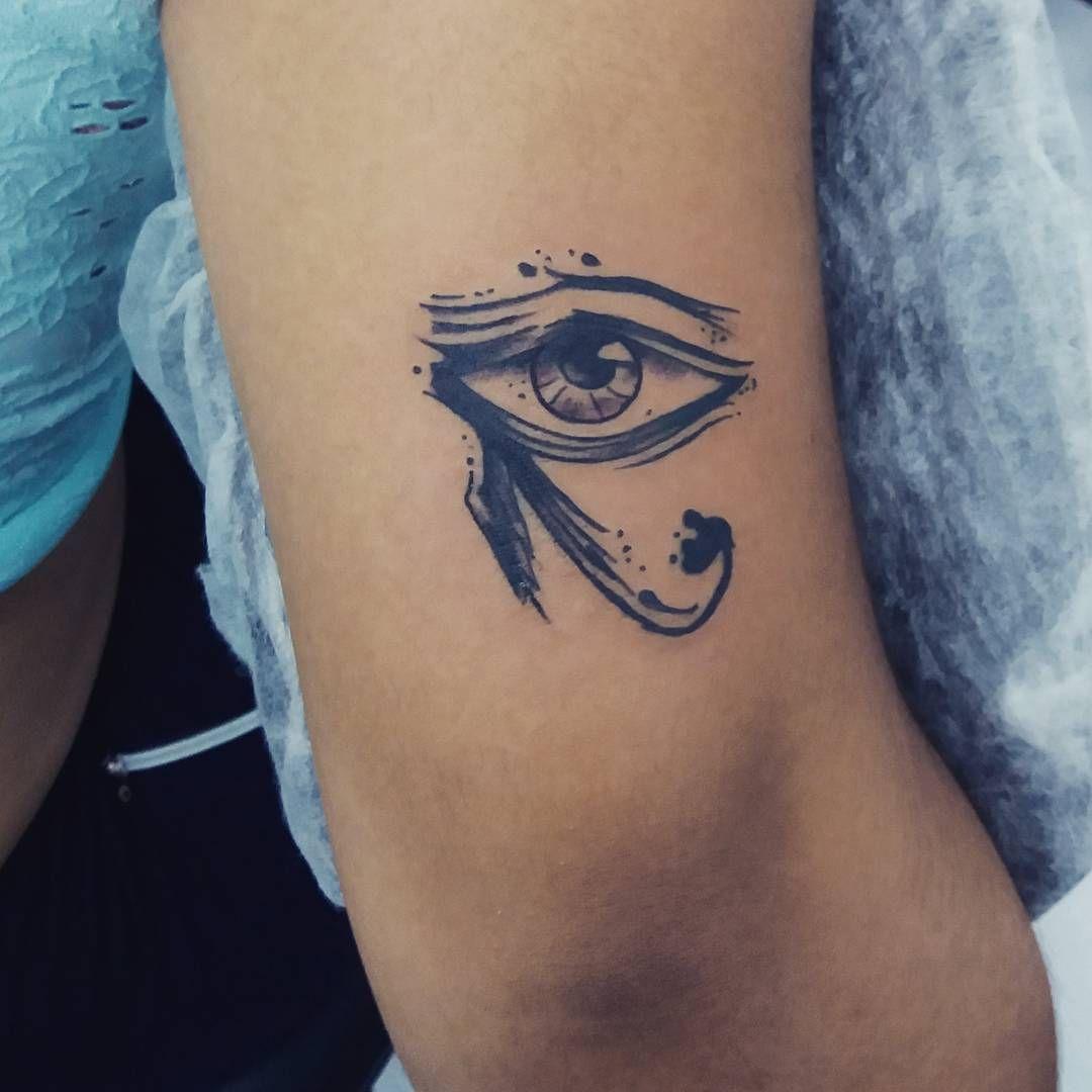 Tatuagem Olho De Horus Conheça Seus Significados E Inspire