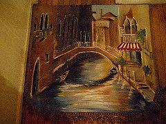 Venetian tapestry