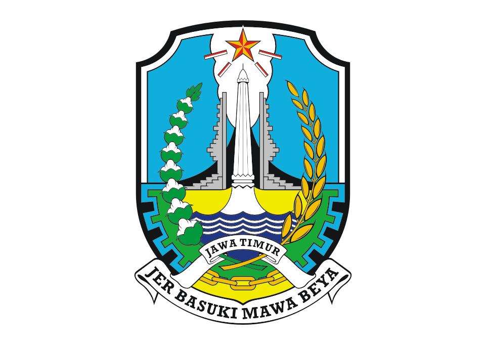 Logo Jawa Timur Vector (Dengan gambar) Kota