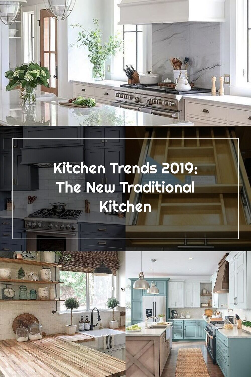 kitchen trends 2019 the new traditional kitchen in 2020 traditional kitchen all white on kitchen decor trends id=29437