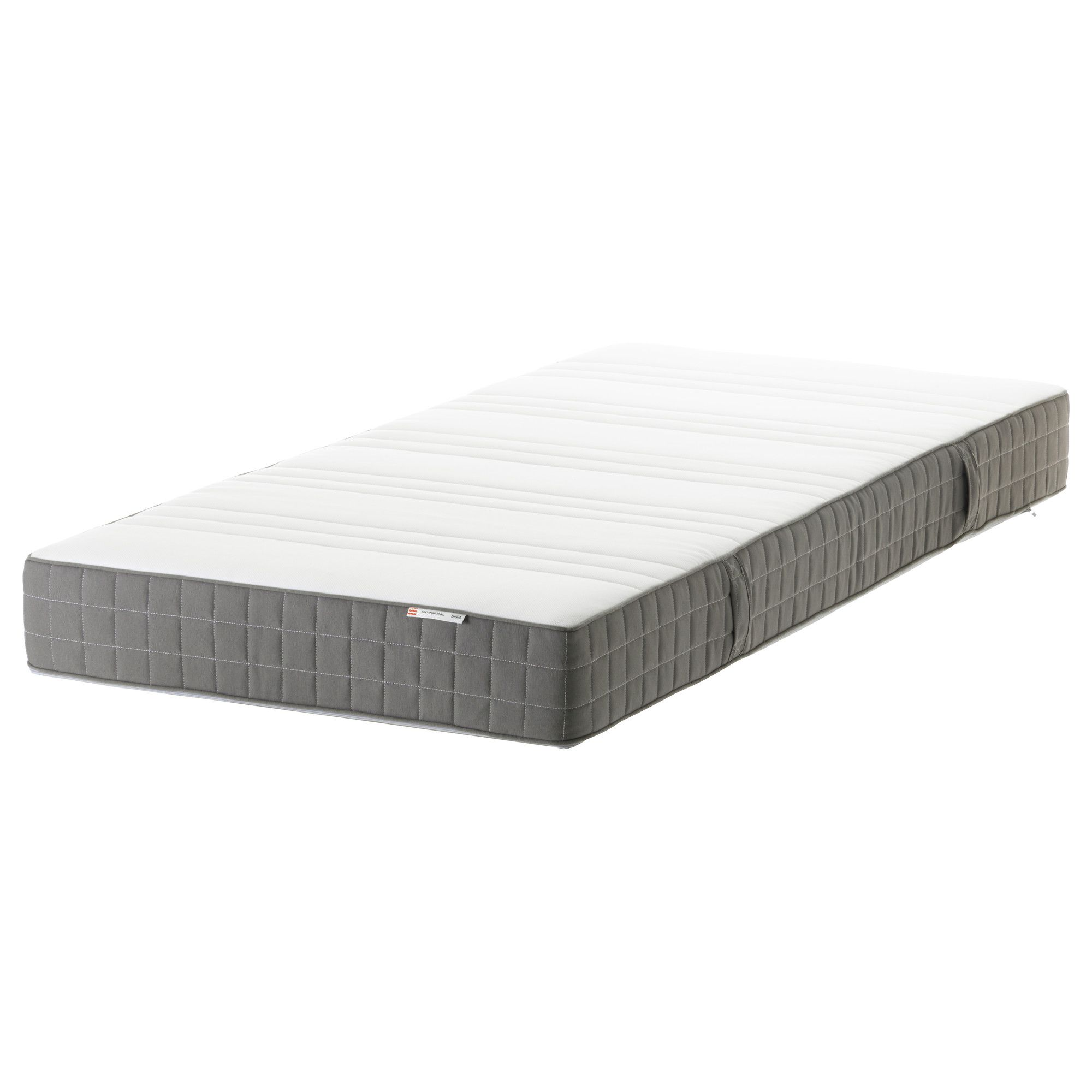 Ikea Morgedal Foam Mattress Medium Firm Dark Gray Products  # Meuble Tv En Fer Ikea