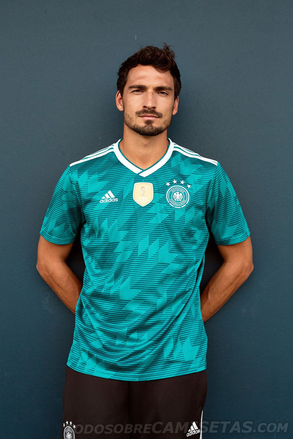 5efc0a312af8 Germany adidas 2018 World Cup Away Kit