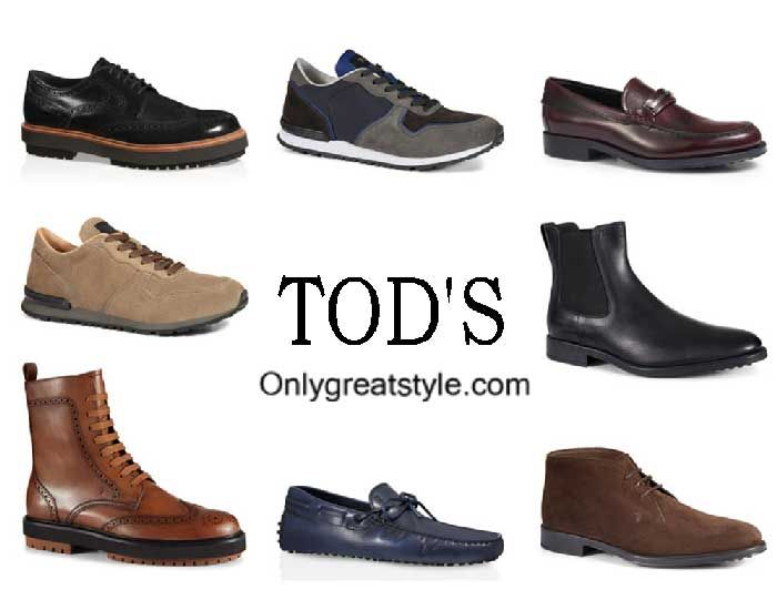 Tod's shoes fall winter 2016 2017 footwear for men