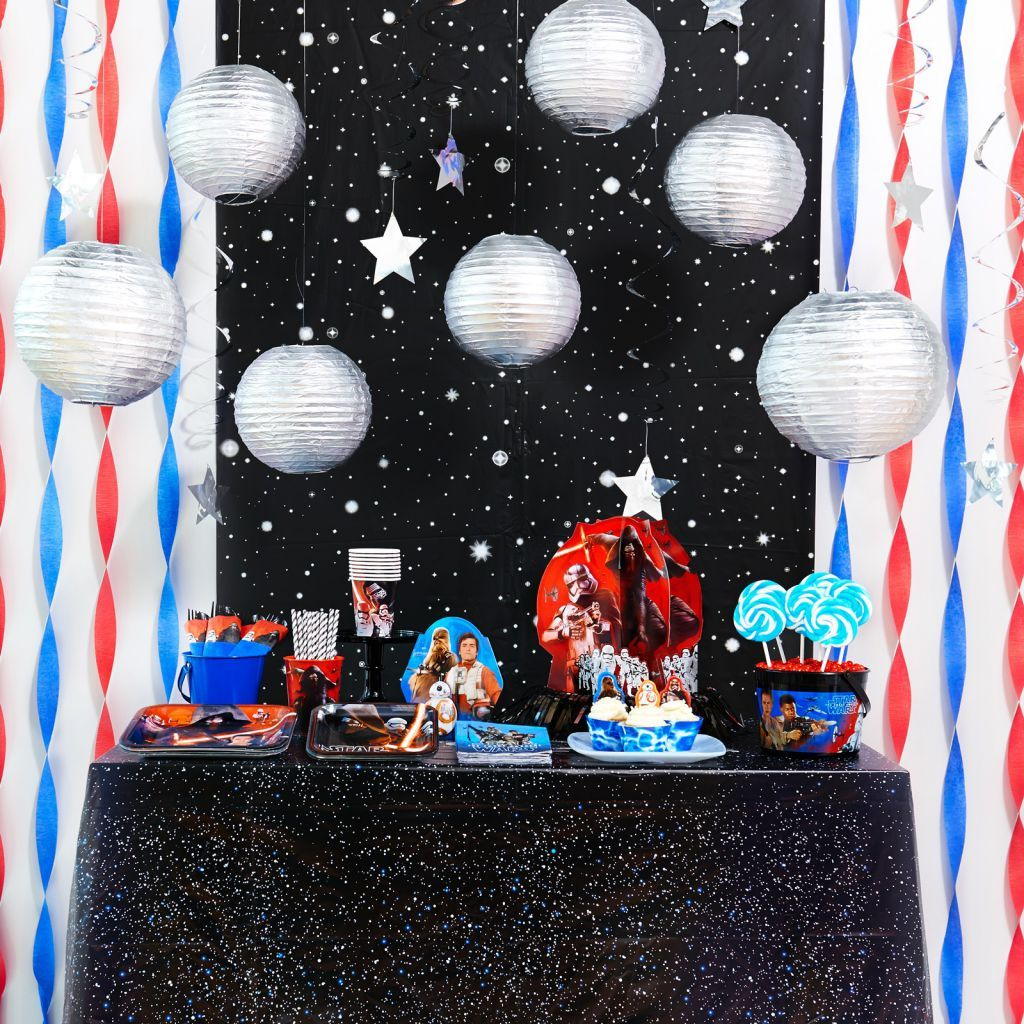 diy star wars party decorations birthday express | star wars