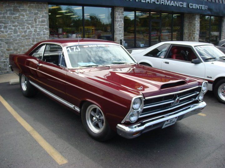 1966 Ford Fairlane Gt With Images Ford Fairlane Fairlane