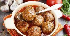 Photo of Slow cooker meatballs, Buffalo sauce and honey, a …