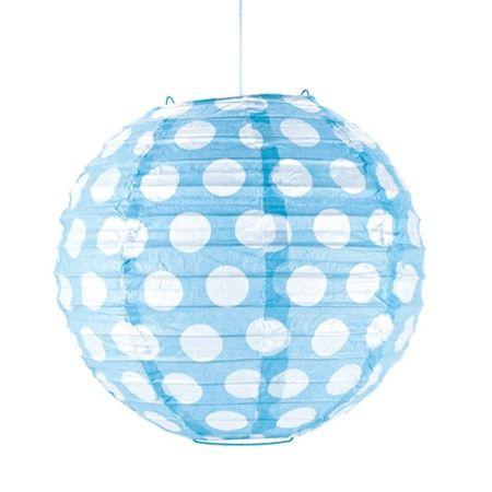 Polka Dot Light Blue $9.95