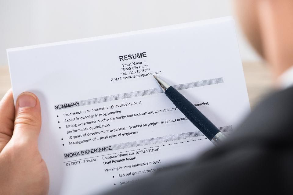 The Recruiter Wants Me To Rewrite My Resume Should I Do