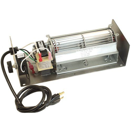 Ep621 Fireplace Blower Kit For Continental Napoleon Wood Burning