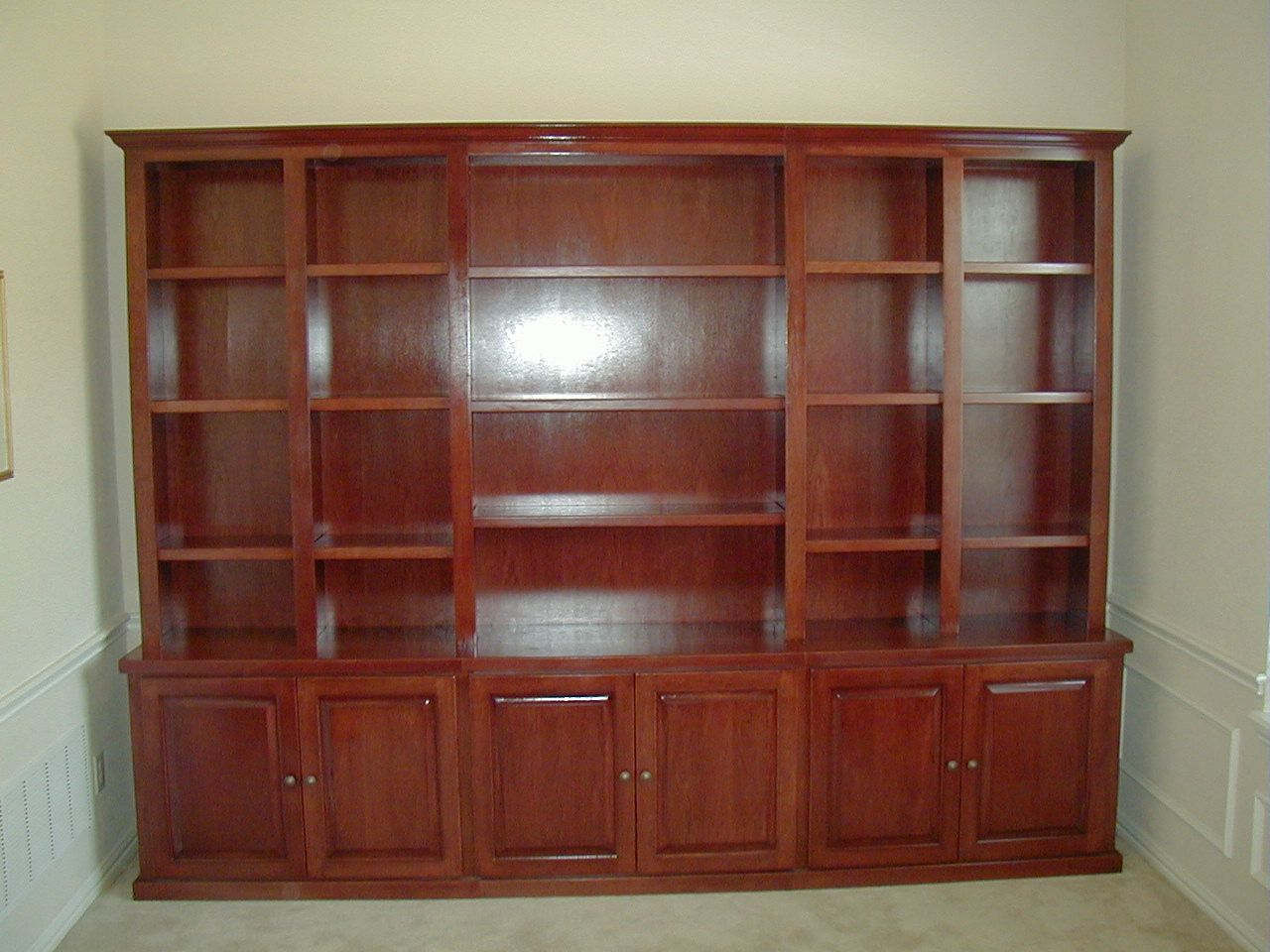 bookcases on custom chair uk built with three white in desk traditional office home large made storage tan beautiful small bookshelf colour bookcase for empty slots ideas