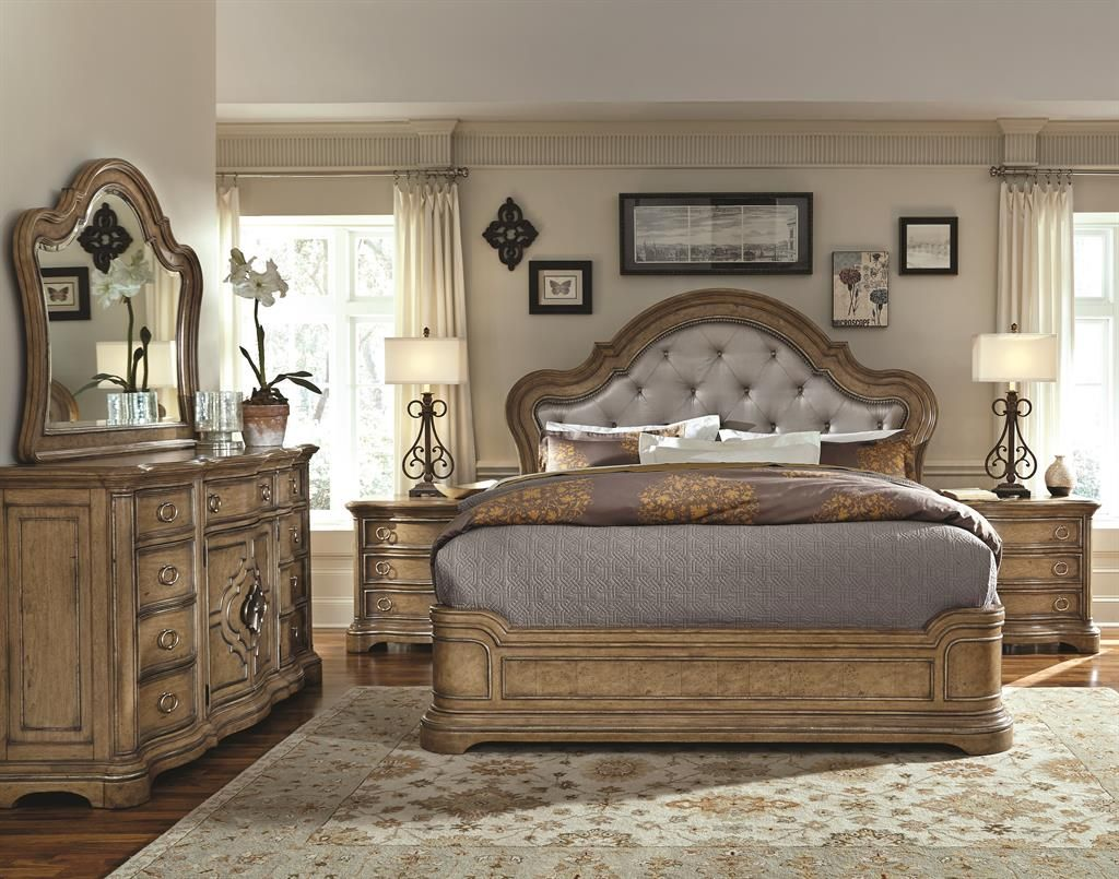 Attractive Montrose King Bedroom Group By Pulaski Furniture