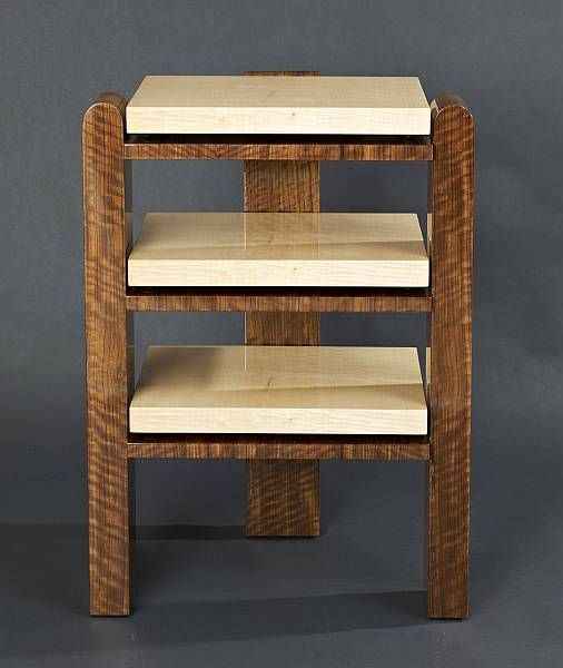 Wood Audiophile Shelves Design Google Search