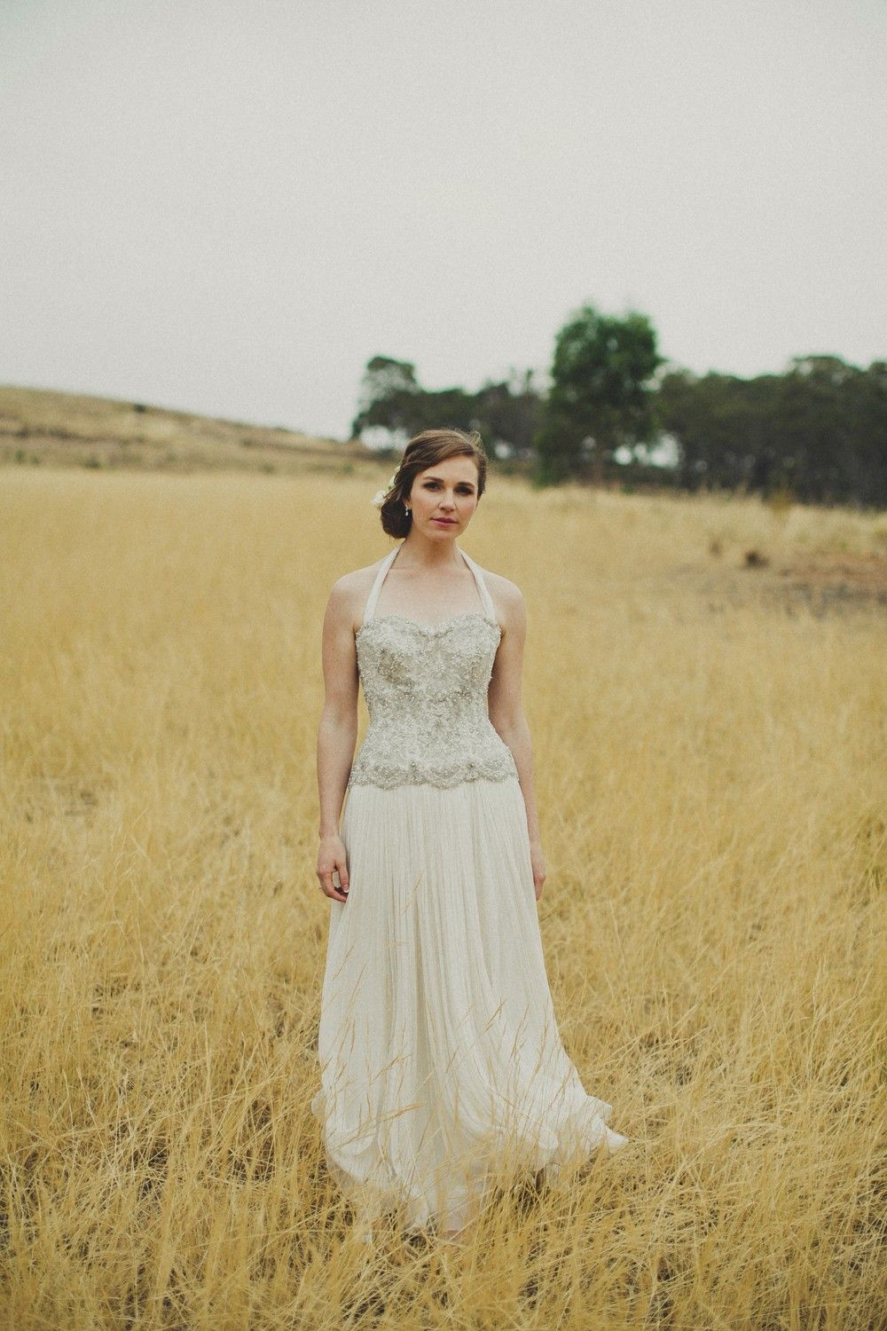 Previously owned wedding dresses  Bernadette Pimenta Couture Lyndall PreOwned Wedding Dress  Still