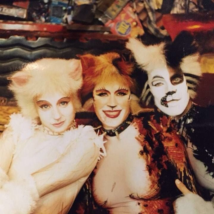 Pin By Victoria The Ballerina Cat On Cats Jellicle Cats Cats Musical Pretty Cats