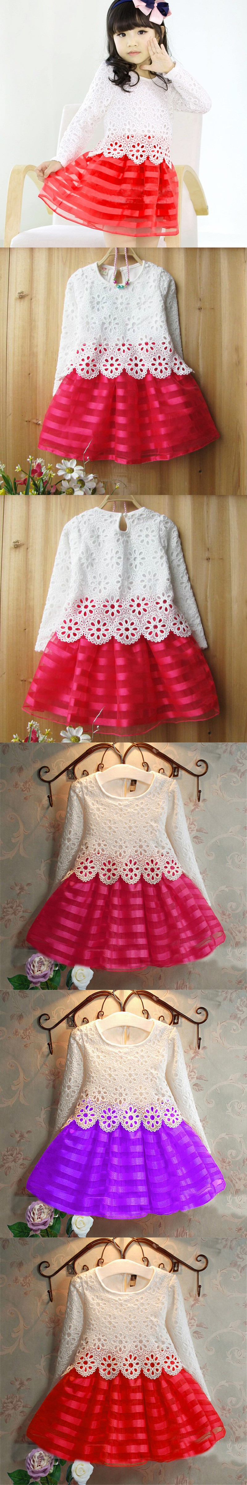 summer dresses kids party for girl dress children girls clothes