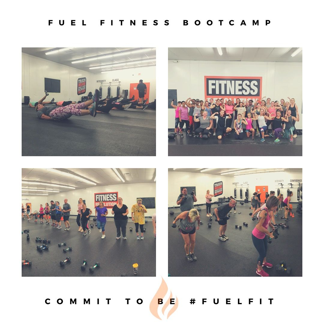 Fuel Fitness Boot Camp Tallahassee, Florida Boot camp