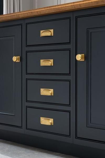 NEW Brass & Bronze Cupboard Handles for 2018