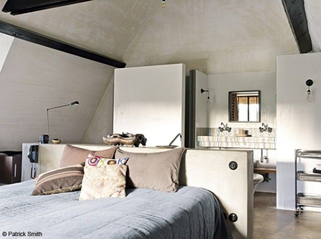 1000 images about chambres sous les combles on pinterest belle art studios and chalets - Amenagement Chambre Comble