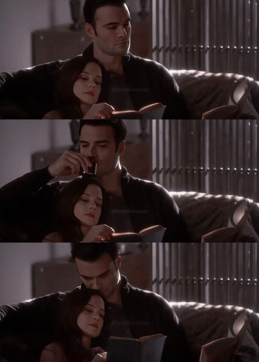 Gabriel and Julia ❤️☕️📖