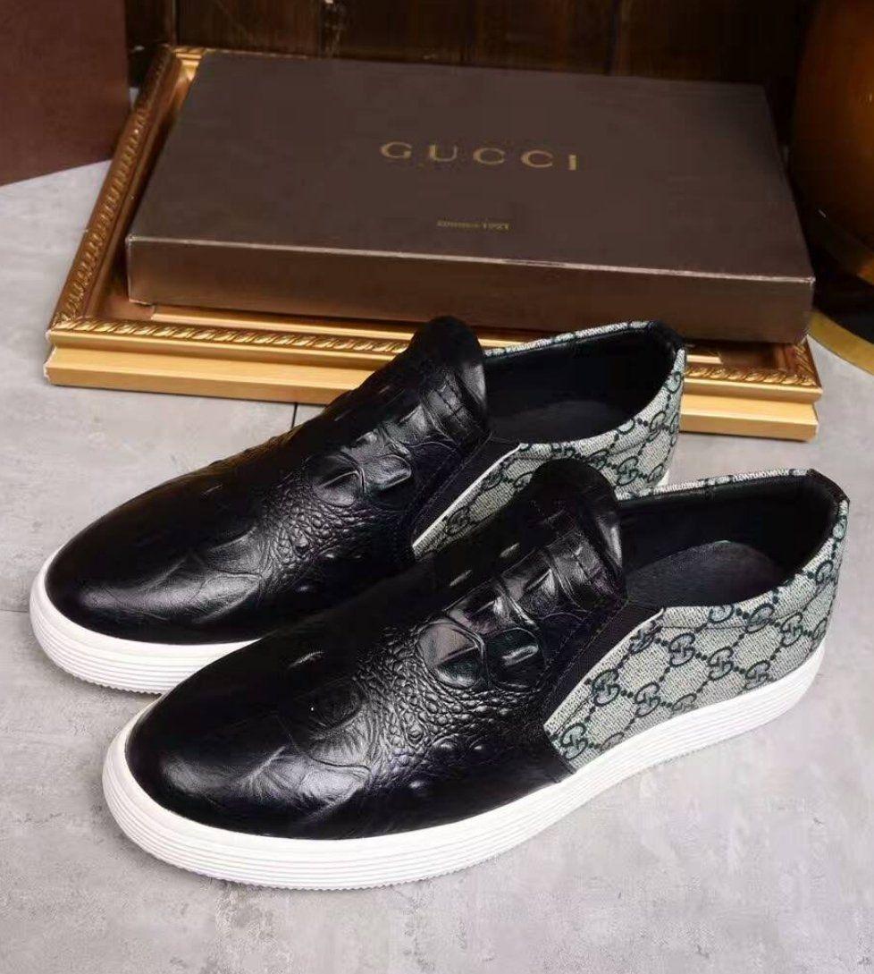 Gg print gucci shoes gucci fashion gucci