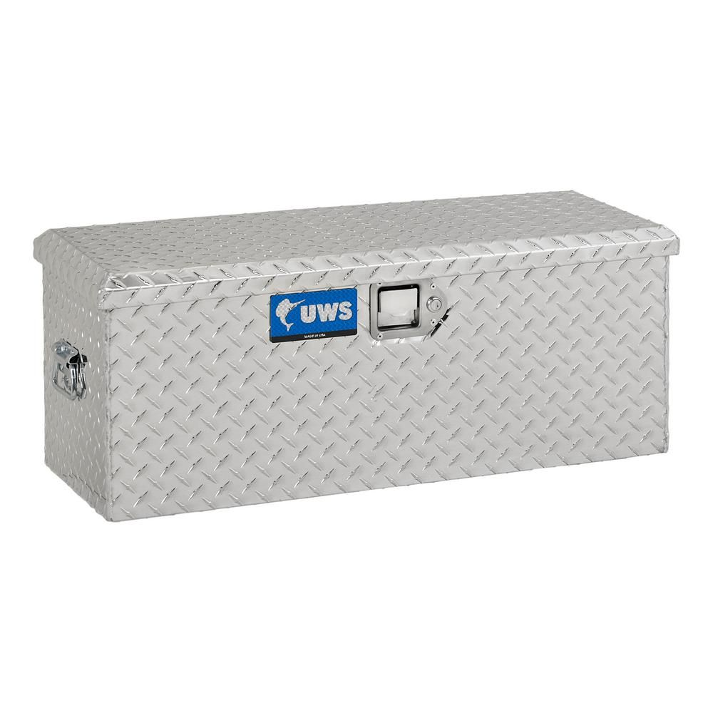 Small Truck Tool Box >> Aluminum Tool Box For Atv S Silver In 2019 Products
