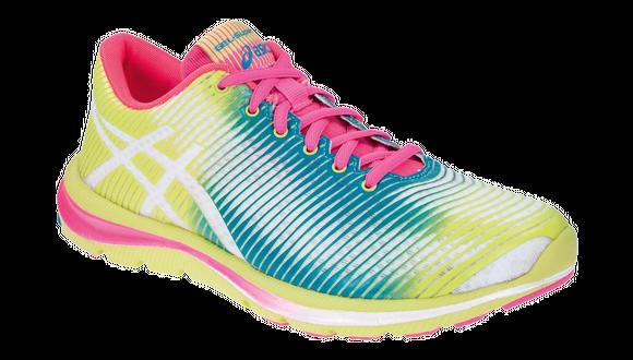 Asics Gel Kinsei 6 Womens Running Shoes Black Pink Ultimate Cushioned Trainers U
