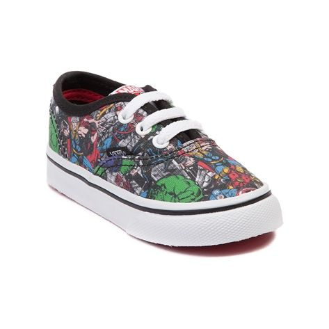451f8ebd7e OMG MY HENDRIX NEEDS THESE ASAP Shop for Toddler Vans Authentic Avengers  Skate Shoe in Black at Journeys Kidz. Shop today for the hottest brands in  mens ...