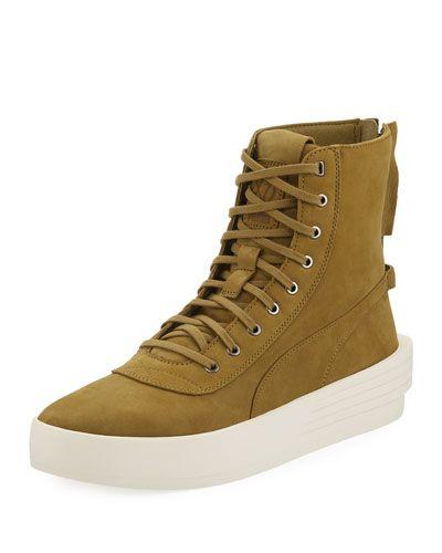 5e89c3b8d9904b PUMA. Pumas ShoesHigh Top SneakersTop DesignersHigh TopsNeiman MarcusShips MenBoats