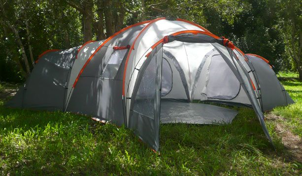 Dome tent · huge! cheap. & huge! cheap...?? | Things I Like | Pinterest | Camping warehouse ...