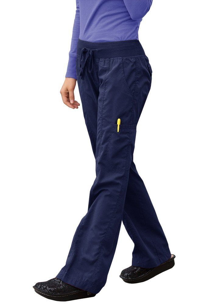 Peaches Uniforms Women s Comfort Scrub Pant (Navy 9a4b5a1734