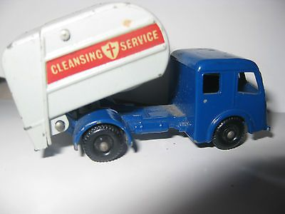 VINTAGE LESNEY Waste Garbage Tippax Refuse Truck No.15 Great Condition - http://www.matchbox-lesney.com/24225