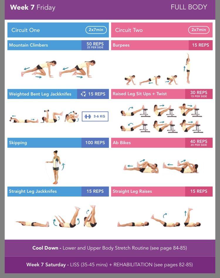 kayla bikini body guide pdf