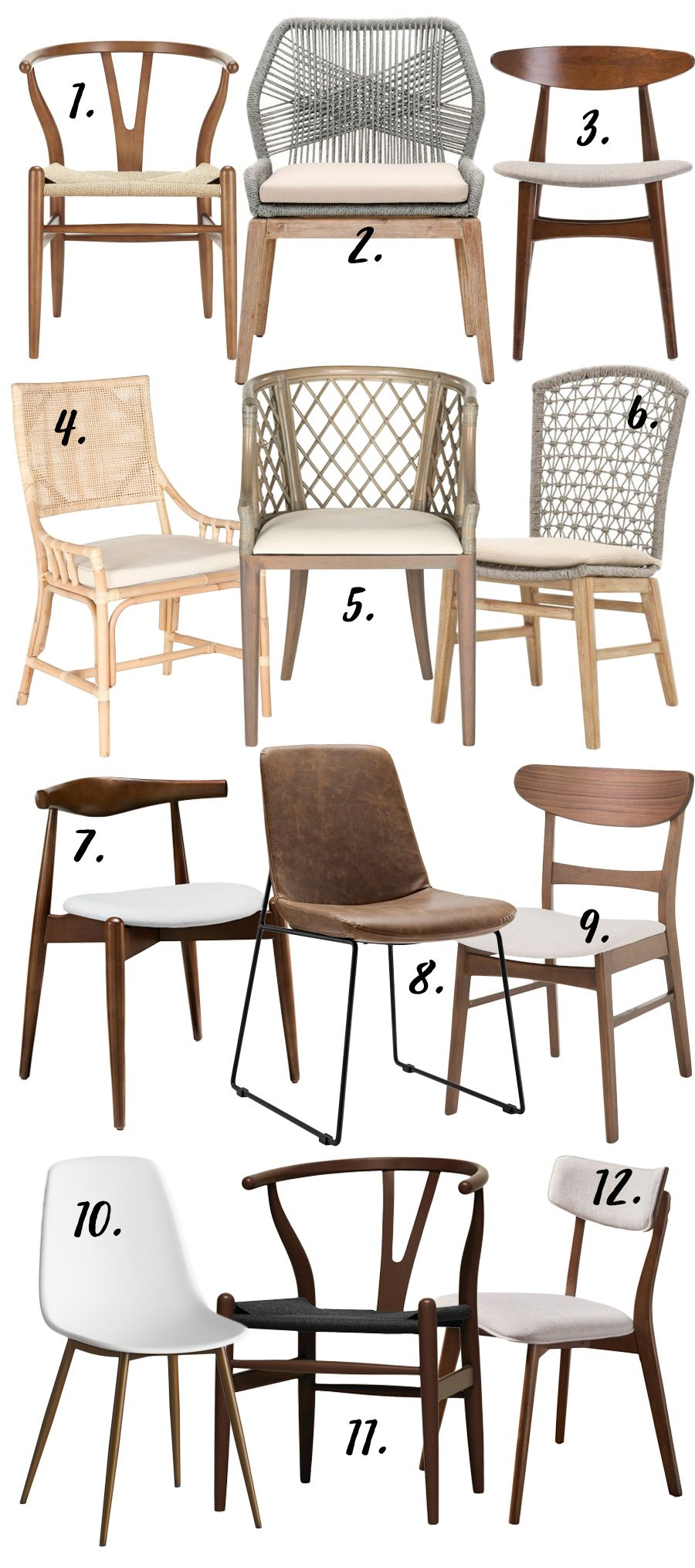 Outstanding Modern Bohemian Dining Room Chairs To Suit Every Budget Cjindustries Chair Design For Home Cjindustriesco