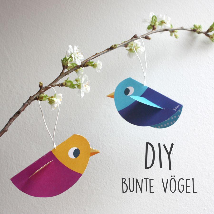 Basteln, Dekoration and Selber machen on Pinterest