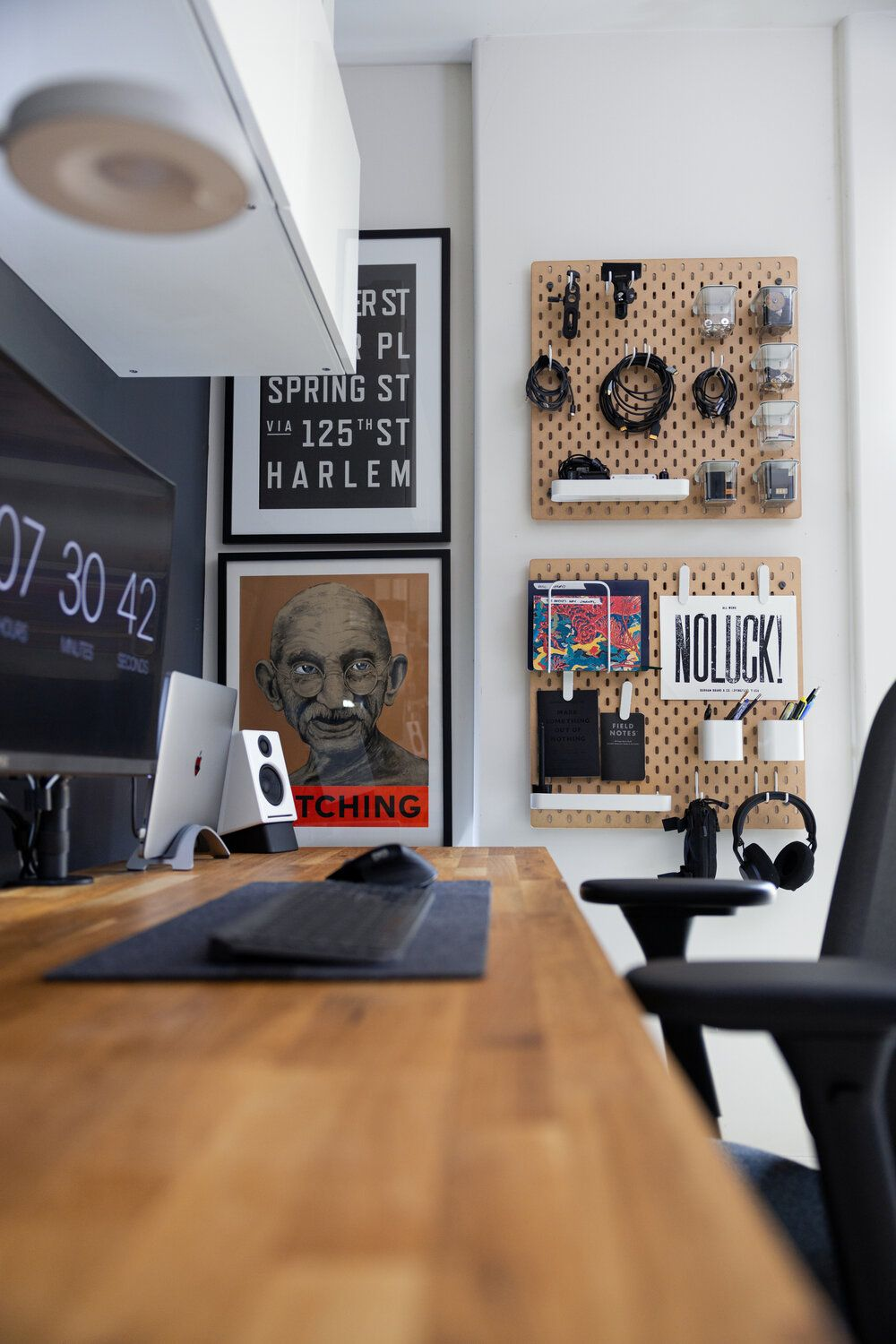 Work From Home Office Tour – Workspace + Desk Update 2020