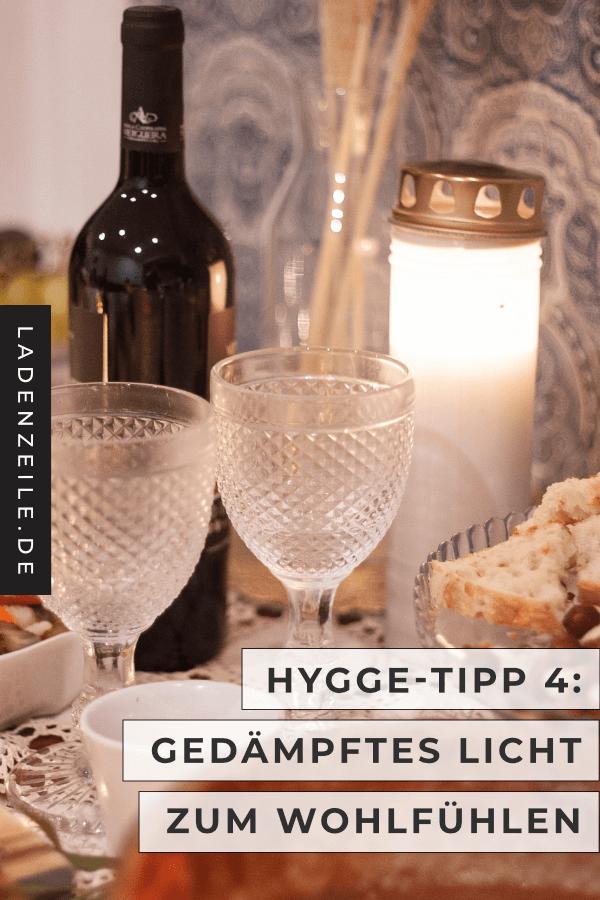 Hygge Wohnen: 4 Tipps für mehr Gemütlichkeit in deinem Zuhause