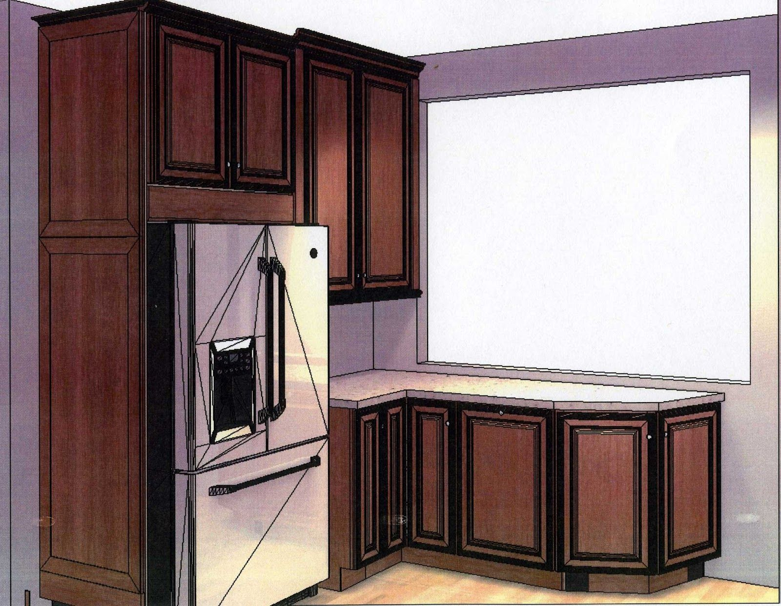 Viertel runde küchenschränke benutzerdefinierte küche schränke küche schränke grosshandel