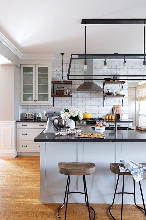 Déco cuisine: entre tradition et modernité   Cuisines   Pinterest
