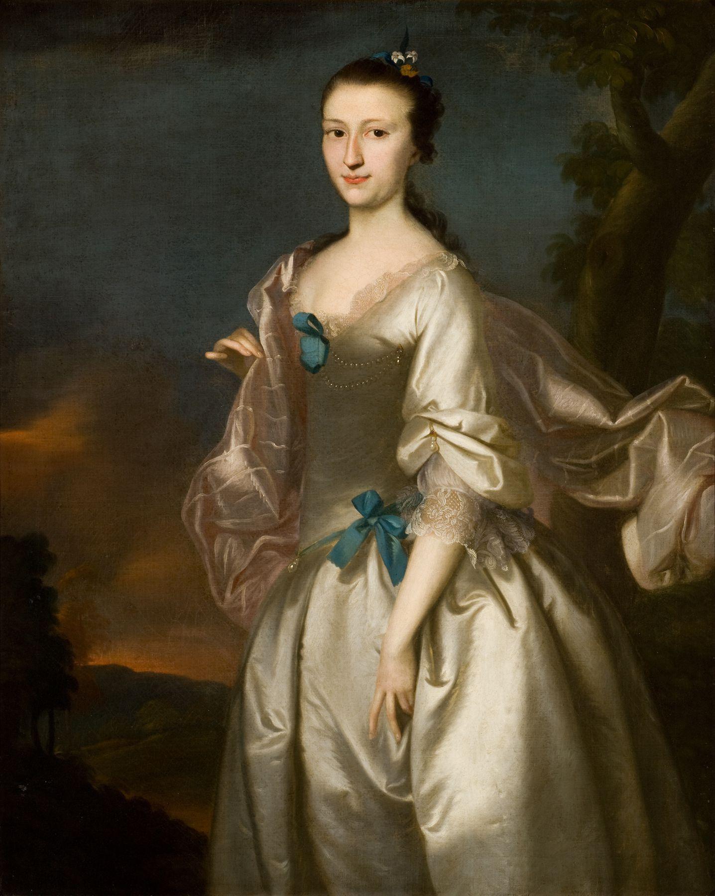 Elizabeth browne rogers reynolda house museum of