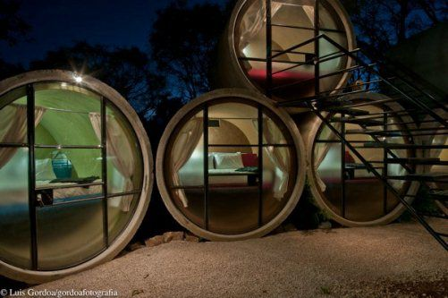 tube hotels in morelos, mexico!!!!!! so cool!