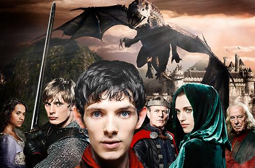 Madness Story: [Série tv] Merlin - Saison 2