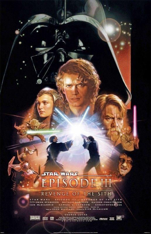 Star Wars - Episodio III: La vendetta dei Sith (2005) #StarWars