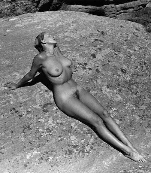 Imogen Cunningham, Helena Mayer, Canyon de Chelly 3, 1939