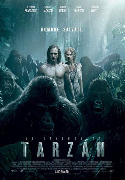 La Leyenda De Tarzan Tarzan Full Movie Tarzan Movie Tarzan