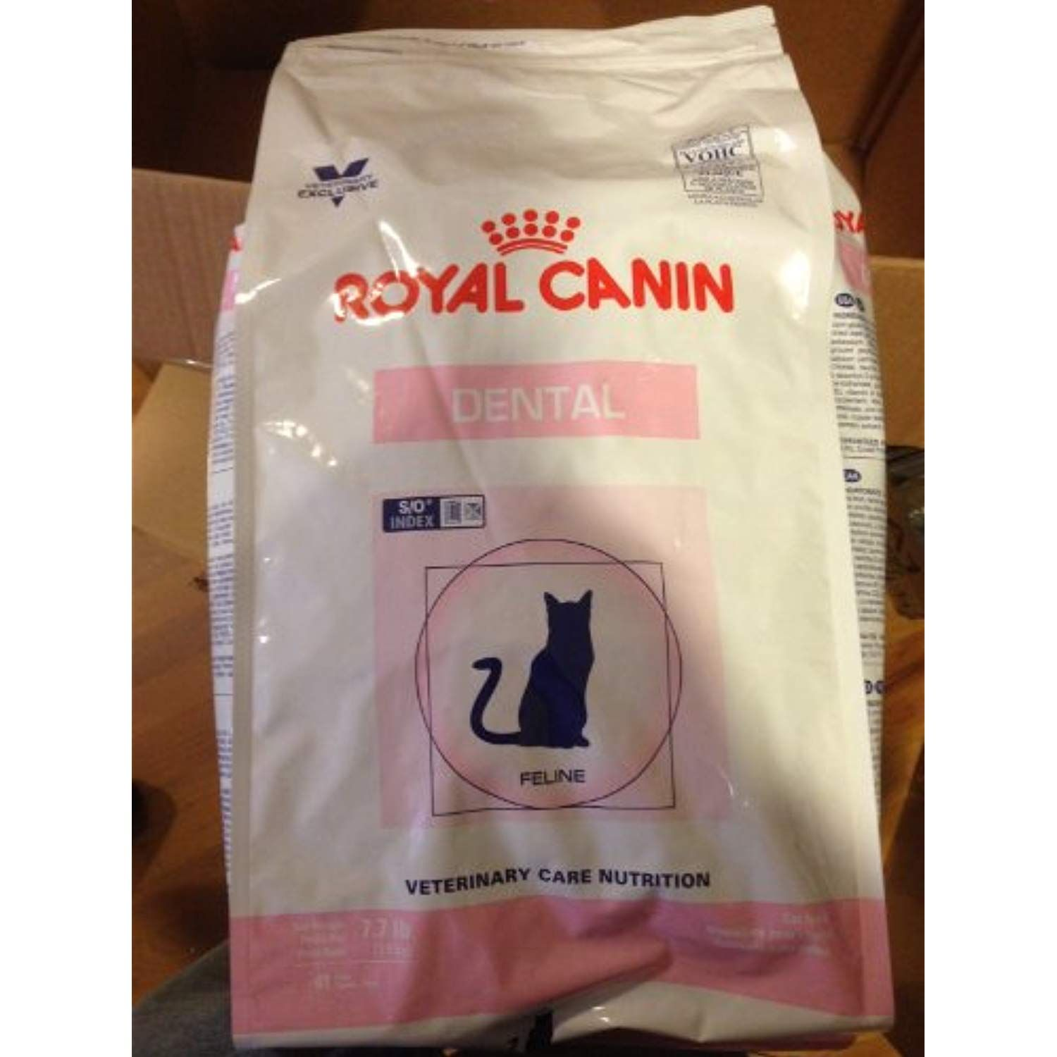 Royal Canin Feline Dental Cat Food Dry 7 7 Pound Bag 3 5 Kg For Cats And Kittens Want Additional Info Click On The Dry Cat Food Canned Cat Food Cat Food