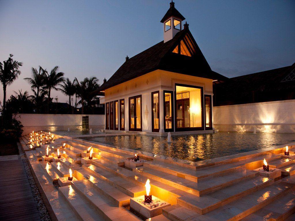 st regis bali resort google search outdoor. Black Bedroom Furniture Sets. Home Design Ideas